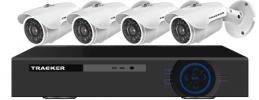 KIT NVR Telecamere IP Low Cost 3 anni di garanzia