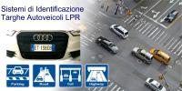 LPR Identificazione Autoveicoli
