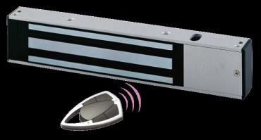 Fermo Elettromagnetico controllo radio