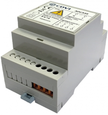 Alimentatore per serrature elettriche ADC335