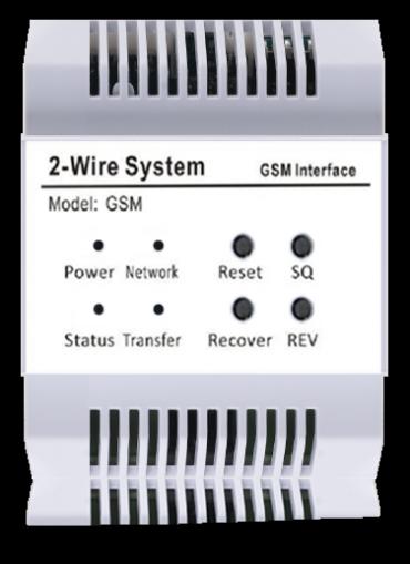 Videocitofonia GSM Modulo Convertitore Segnale per Cellulare
