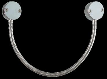 Passacavi in metallo di protezione GF60-FLEX-DL per controllo accessi e antintrusione