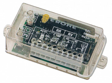 Radio ricevitore a 2 canali sequenziale