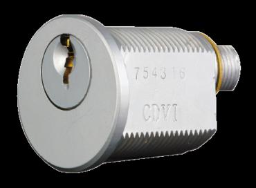 Selettore a Chiave Cromato T25C per controllo accessi e apertura porte di sicurezza