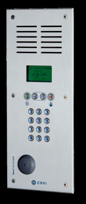 Citotelefono Digitale con controllo accessi