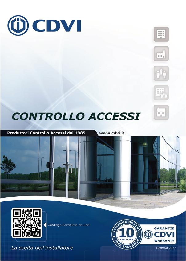 Controllo Accessi tecnologia Web Server per la gestione locale e remota, semplici e sicuri per il controllo delle aree a rischio.