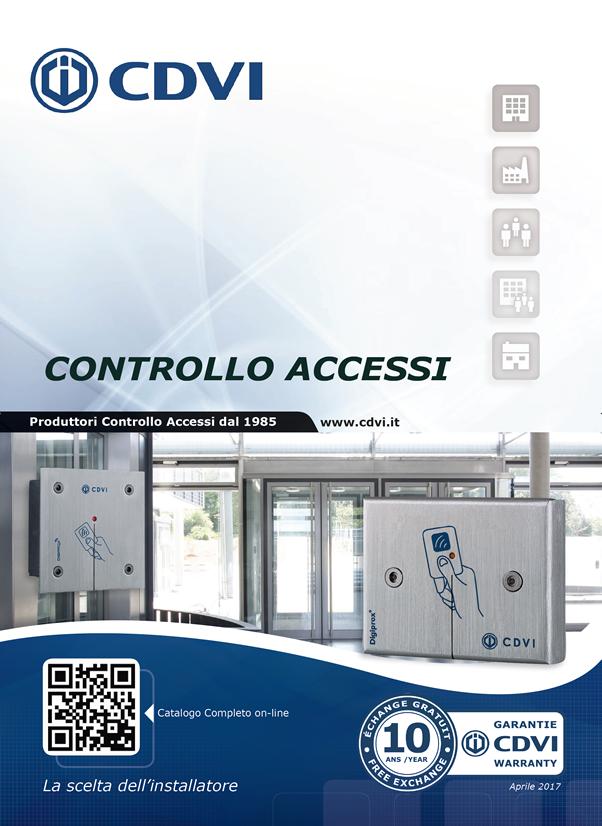 Controllo Accessi Web Server tecnologia avanzata per la gestione locale e remota, semplici e sicuri per il controllo delle aree a rischio.